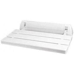 Aquant White PVC Bath Chair(Metal base)   1486