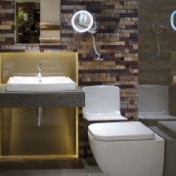 Aquant Brass LED white & yellow light(3x Maginification)1480