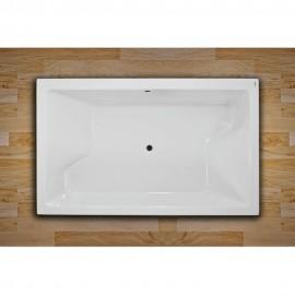 Jaquar KUBIX PRIME 180X110X48 BUILT IN BATH TUB