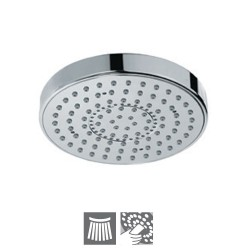 jaquar OVERHEAD SHOWER 105 MM ROUND SHAPE  OHS-CHR-1709