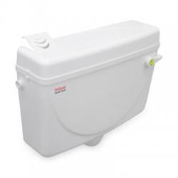 Hindware PVC Cisterns sleek fresh single flush