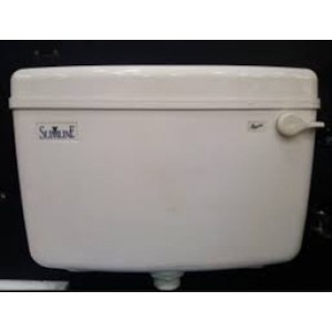 Parryware Slimline Single flush Tank