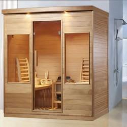 Jaquar Serene Sauna Wooden Cabin  JSA-NAW-S004175