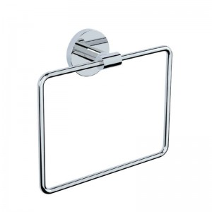 JAQUAR TOWEL RING SQUARE