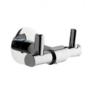 PARRYWARE STANDARD TWIN ROBE HOOK