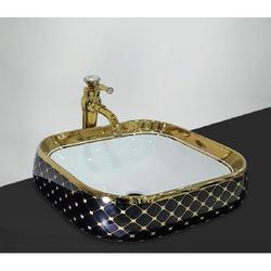 TOYO Black Golden / Golden Silver Table Top 529