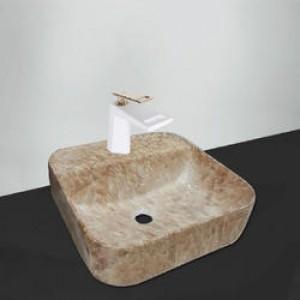 TOYO Ceramic Art Wash Basin