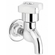 Parryware Jade BIB Cock with Wall Flange - G0204A1