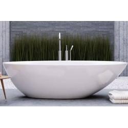Jaquar Eggy Free Standing Bathtub   JBT-WHT-FSBTPB278X