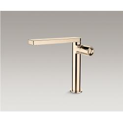 Kohler Composed Composed Single Handle Tall Lav Faucet - Side Handle, K-73159T-7-AF