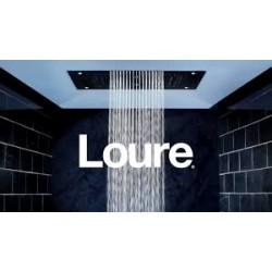 Kohler Loure Multifunction Rain Panel Rectangle Chrome Polished 600x800 mm, K-97168IN-CP