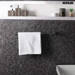 KOHLER 5630IN-CP Towel Bar (Silver)