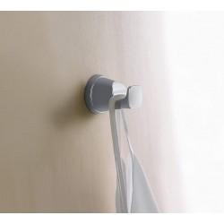 KOHLER 5635IN-CP Single Robe Hook (Silver)