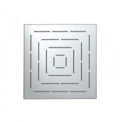 JAQUAR SHOWER MAZE SQUARE 150MM  OHS-CHR-1605