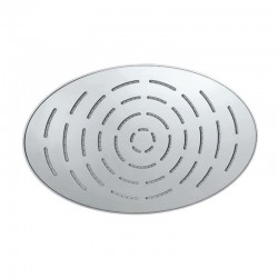 JAQUAR SHOWER MAZE OVAL 340 X 220 MM  OHS-CHR-1635
