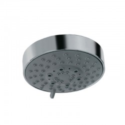JAQUAR SHOWER ROUND 100 MM M/F OHS-CHR-1999