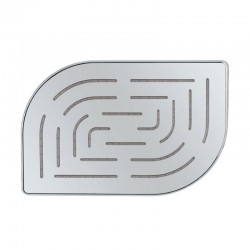 JAQUAR SHOWER ALIVE MAZE 200 X 300 MM  OHS-CHR-85859M