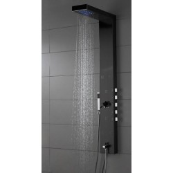 Aquant SS Shower Panel MYSTIQUE1249