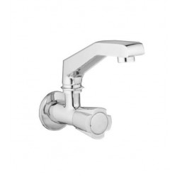 Parryware Diamond Sink Cock With Flange, G1821A1