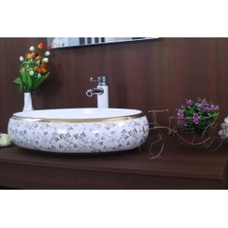 jaquar Toyo Hand crafted Cermic basin  512
