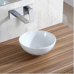 Aquant Table mounted-ceramic wash basin 1603