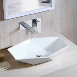 Aquant  Table mounted-ceramic wash basin1770